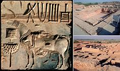 Can you crack the INDUS CODE? Scientists baffled by ancient carvings of mysterious civilisation that invented the toilet - and had no army
