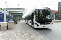 During the next six weeks, the Volvo 7900 Hybrid will be tested by various bus companies in Estonia! All companies involved have expressed their interest. Bus Coach, Bus Station, Volvo, Transportation, Europe, Trucks, Technology, Tractors, Random