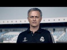 Football coaching with Mourinho & adidas miCoach