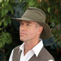 7999206b3 Tilley LTM6 - Airflo - Olive - Bigger Brim Mens Summer Hats, Mens Sun Hats