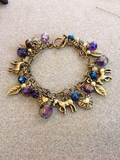 Bracelet for horse lovers by Tiffany Lane Garstang