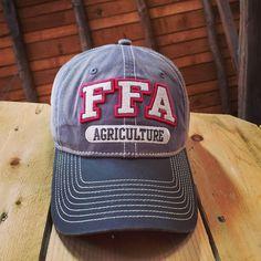 FFA baseball hat from Shop FFA. #FFAstyle