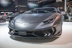 IAA Frankfurt 2015: Mansory hat den Lamborghini Huracán nahezu vollständig umgebaut. Der Motor leistet 1250 PS