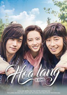 Xem Phim Hoa Kiếm Hwarang - Hwarang: The Beginning