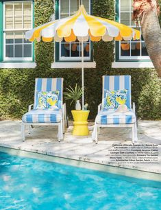 🌟Tante S!fr@ loves this📌🌟a little Florida beach house charm from the pages of coastal living…