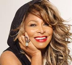 Tina Turner is legendary. I love her with a passion.  -Kenzia