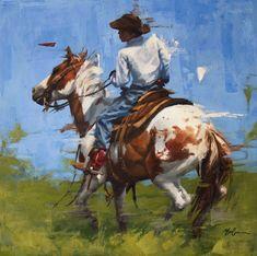 Backcountry Cowhand | Artwork