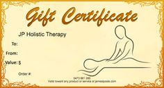 Online gift certificates in any value you choose can be used toward: Emmett Technique  $60 option for relaxing, lymphatic clearing session $75 option for a full pain-relief session ((25% OFF))  Reiki Healing  $50 option for 1-hour relaxing session  ::Mobile sessions always available with 12-24 hours notice::  See Travel Schedule to confirm area availability.  To buy: Choose your preferred value, Go through to Checkout page If you want us to send a nice gift-wrapped card to the recipient…