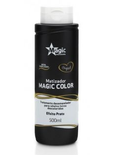 Magic Color Platinum Blond Efeito Prata - 500ml