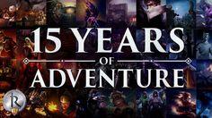 The RuneScape Documentary - 15 Years of Adventure