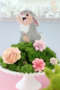 Lily's Bambi Inspired 3rd Birthday | CatchMyParty.com