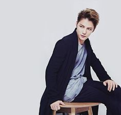 "Kim Jaejoong - ""韓国TVドラマ (Korea TV Drama)"" Magazine Vol. 63"