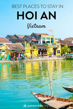 Looking for the best place to stay while in Hoi An, Vietnam? Here are our recommendations