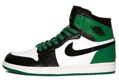 Nike Air Jordan 1 Retro - Celtics