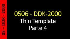 Totvs - Datasul - Treinamento Online (Gratuito): Datasul - 0506 - DDK-2000 - Thin Template - Parte ...