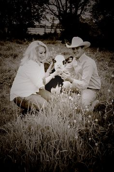 Part of our engagement session was taken outside on my family's place with our cattle.  We both grew up around livestock shows and currently both work for two different national cattle associations. Agriculture and cattle are what brought us together and are a major passion we both share!