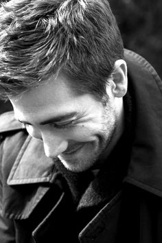 Jake Gyllenhaal. I don't care what anyone says, he's absolutely adorable!