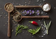 Herbs and Spices - Dirk Steynberg