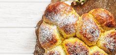 Pão Fofo de Batata-Doce | Chef Continente