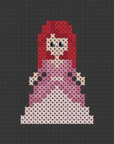 Ariel! por si a mi Helen le gustan las Princesas