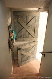 Barn door Barn Door Baby Gate, Barn Door Decor, Diy Barn Door, Pet Gate, Baby Door, Door Gate, Half Doors, Sliding Doors, Baby Gates
