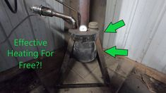 How to Build a Small, Low cost, High Output Waste Oil Heater! Shop Heater, Oil Heater, Waste Oil Burner, Oil Stove, Diy Forge, Water Heating Systems, Oil Burners, Alternative Energy, Save Energy