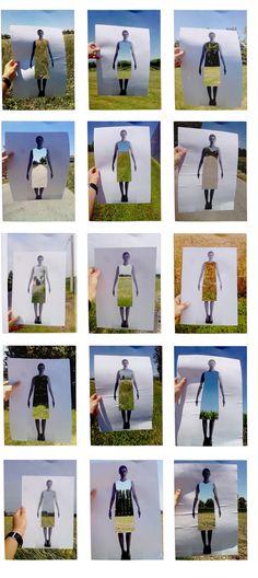 New Nature Fashion Illustration Inspiration Ideas Photography Projects, Art Photography, Fashion Photography, Fashion Sketchbook, Fashion Sketches, Sketchbook Ideas, Land Art, Photoshop, Illustration Mode