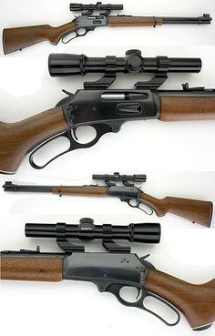 30-30 lever action rifle | ... MARLIN MODEL 336CS