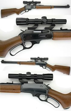 30-30 lever action rifle | ... MARLIN MODEL 336CS