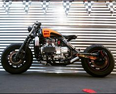 GL 1200 via CAFE RACER's PASSION More bikes here.