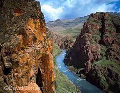 Imnaha River, Oregon.
