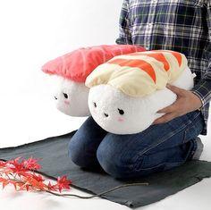 Cute small sushi pillow-Kawaii stuff
