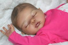 GORGEOUS REBORN BABY GIRL DOLL ETHNIC BIRACIAL AA Amiah by Melody Hess | eBay