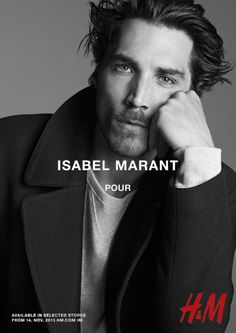 Clement Chabernaud & Guillaume Mac茅 for Isabel Marant x H&M Campaign
