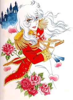 Feh Yes Vintage Manga - Ikeda Riyoko – The Rose of Versailles