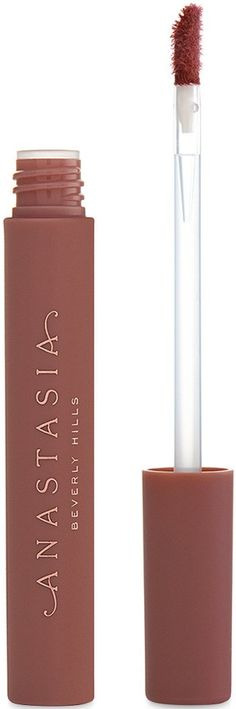 LIP STAIN -- ROSEWOOD Lip Stain, Liquid Lipstick, Beauty, Beauty Illustration
