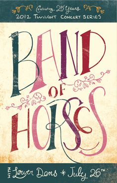 Love Band of Horses!!