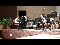 Goshen Crimson Jazz Ensemble - Ben and Jacob duet