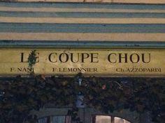 A great restaurant in Paris