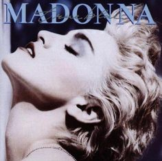 Madonna True Blue CD ALBUM