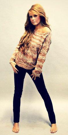 Cigarette pants on modern day Bardot, Kathryn Dennis.  Love her!