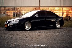 JETTA GLI ON SCHMIDT WHEELS