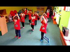Koťátka - Malí čertíci - YouTube Aerobics, Ronald Mcdonald, Film, Youtube, Advent, Infant Games, Activities, Stuff Stuff, Cooperative Games
