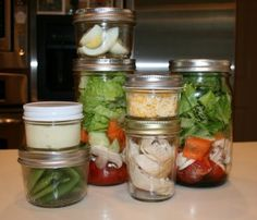Mason Jar Meals Make the News