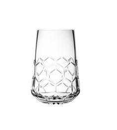 Christofle Madison 6 crystal vase small harlequin london
