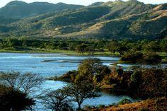 Laguna de Metapan, Santa Ana