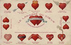le language du coeur | by t. van gieson