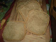 1172. tmavý toustový chléb od jakubi - recept pro domácí pekárnu Bread, Food, Brot, Essen, Baking, Meals, Breads, Buns, Yemek