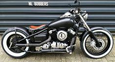 Bobber Yamaha Dragstar 650
