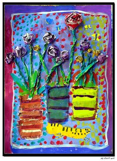 E-mail - Peggy Aelen - Outlook Art Lessons For Kids, Art For Kids, 2nd Grade Art, Collaborative Art, Middle School Art, Spring Art, Preschool Art, Art Lesson Plans, Art Classroom